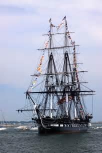 USS Constitution Ship Boston