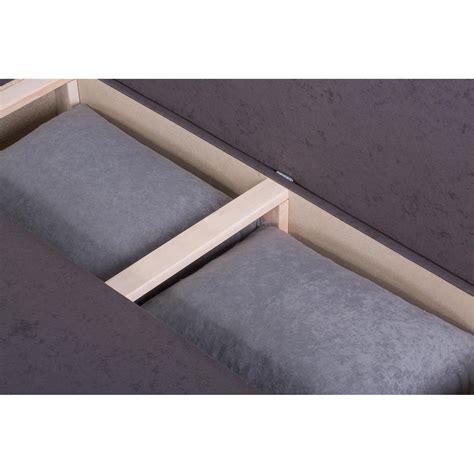 sofa 3 sitzer schlaffunktion sofa mit schlaffunktion schwarz oder grau garnitur 2 3 sitzer bettkasten ebay