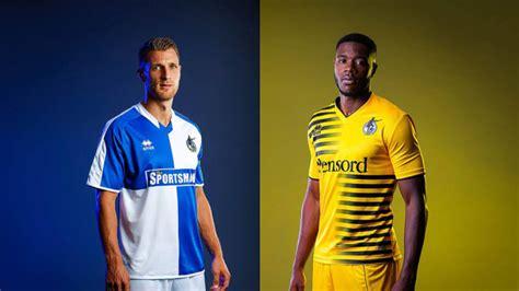 Bristol Rovers Football Club Erreà 15/16 Kits - Todo Sobre ...
