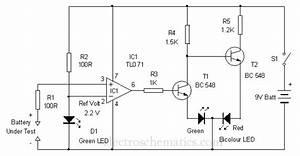 Battery Tester Wiring Diagram : lithium battery cell tester circuit ~ A.2002-acura-tl-radio.info Haus und Dekorationen
