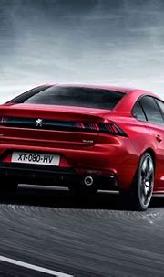Luxurious Magazine Road Test: The PEUGEOT 508 HYBRID GT ...