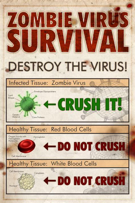 virus zombie survival game iphone screenshot ipad