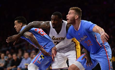 preview clippers  lakers la times