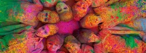 colorful holi festival facebook covers colorful fb