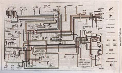 lx torana wiring diagram lh lx colour wiring diagram needed electrical gmh torana