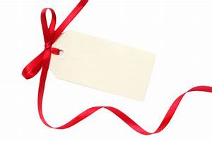 Christmas Present Gift Tag PNG PNG | PNG Mart