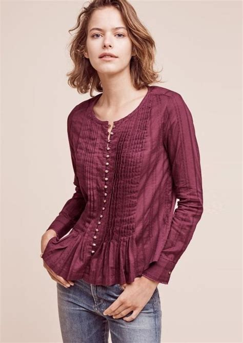 anthropologie blouses anthropologie gelise button blouse maeve and 14 similar items