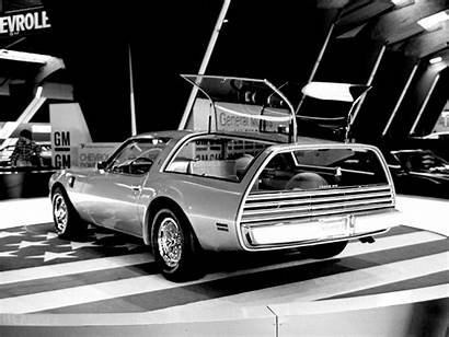 Trans 1977 Concept Pontiac Firebird Stationwagon Pickup