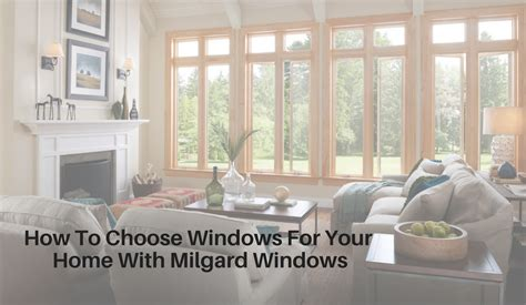 Milgard Windows With Best Picture Collections