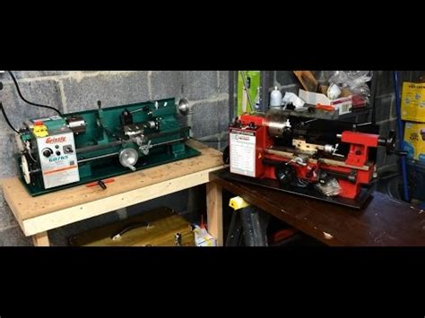 grizzly     variable speed benchtop lathe