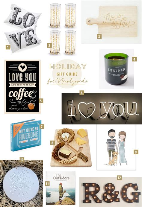 gift guide for the newlyweds green wedding shoes