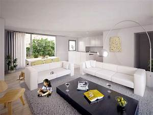 Living room decorating ideas apartment modern house for Interior design living room apartment