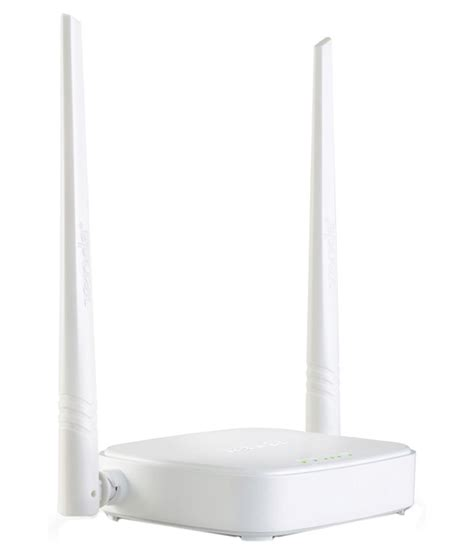 tenda n301 wireless n300 easy setup wifi router white