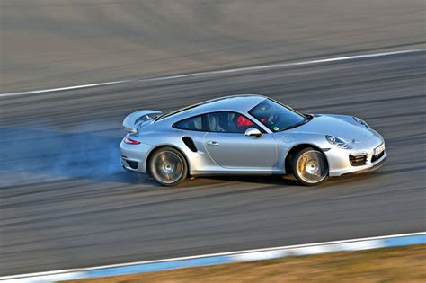 drift porsche 911 automobile aficionado the sports car dual of the year