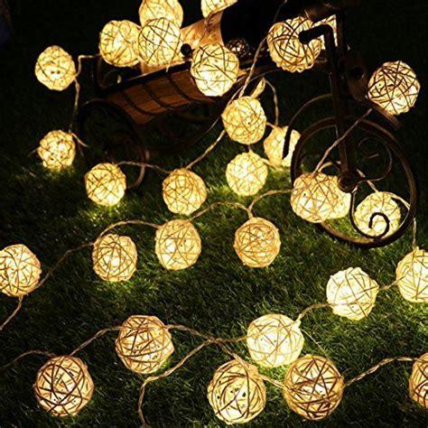 Weihnachtsdeko Garten Solar by Haosen 20led 4 8m Getrocknete Blume Solar