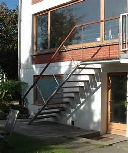 Außentreppe Baugenehmigung Nrw : treppe aussentreppe modern bremen von oliver ~ Lizthompson.info Haus und Dekorationen
