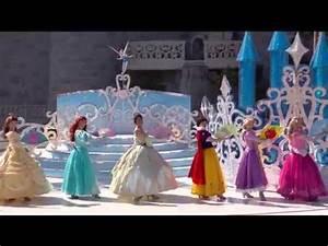 Blanche Neige Disney Youtube : replay une valse de conte de f es avec les princesses disney disneyland paris youtube ~ Medecine-chirurgie-esthetiques.com Avis de Voitures