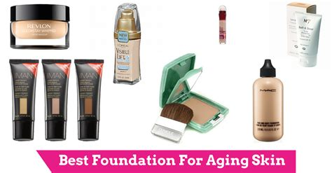 Best Makeup For Skin Best Foundation For Aging Skin Of 2017 Make Up By Chelsea