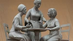 Female Suffragette Statues Central Park