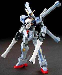 Hg Cross Bone Gundam Maoh English Manual  U0026 Color Guide