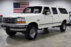 For the Loyalist: 1992 Ford Bronco Centurion Classic