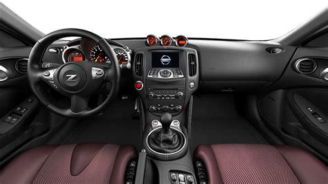 2016 Nissan 370Z Dash | The News Wheel