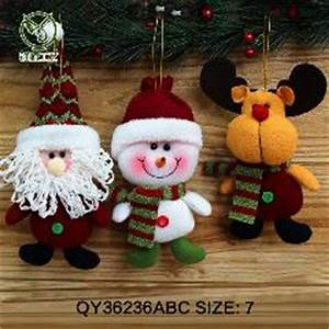 Christmas Tree Decorations For Home Stocking Santa Claus