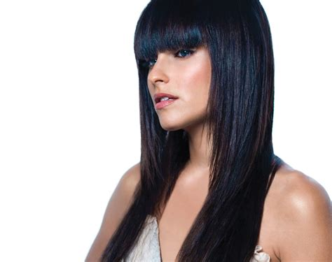 40 Exceptional Long Hairstyles With Bangs