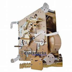1050    1051 Series Hermle Clock Movements   Clockworks