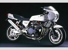 カワサキ Z1R プロが造るカスタムバイクブロス