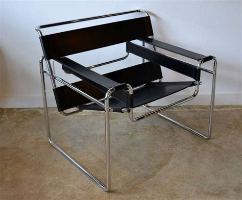 knoll wassily chair by marcel breuer at 1stdibs
