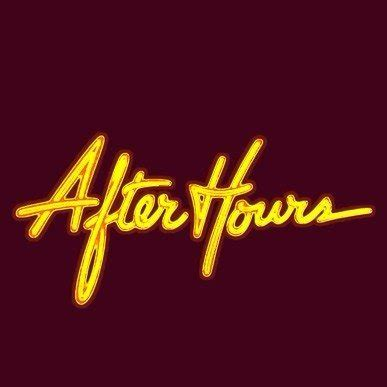 98 4 After Hours (@afterhours984) Twitter
