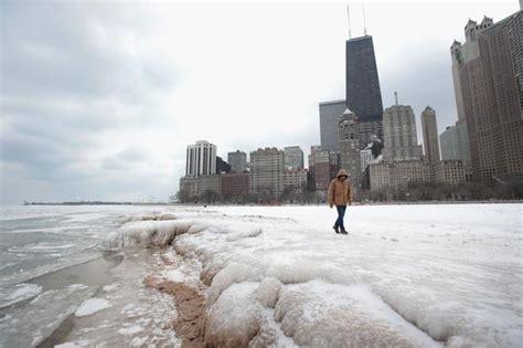la ola polar ya dejo  muertos en estados unidos