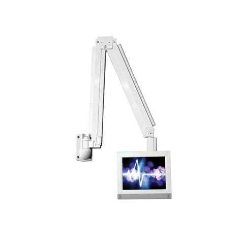 flat screen wall mount b tech medical mount flat screen wall mount bt7593 w tradeworks