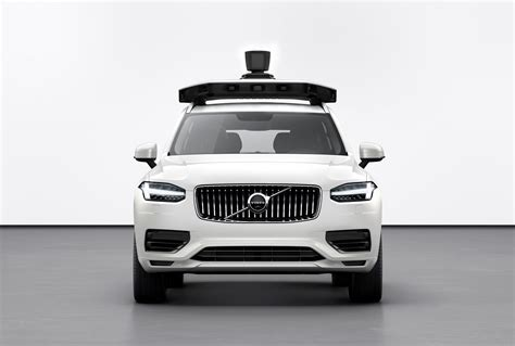 Uber's Next Self-driving Car, A Hat-wearing Volvo, Will