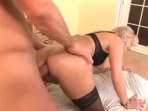 Mature Into The Anal Sex While In Stockings Alpha Porno