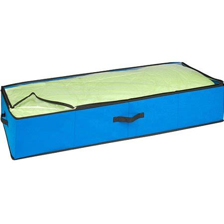 mattress storage bag walmart honey can do non woven bed storage bag walmart