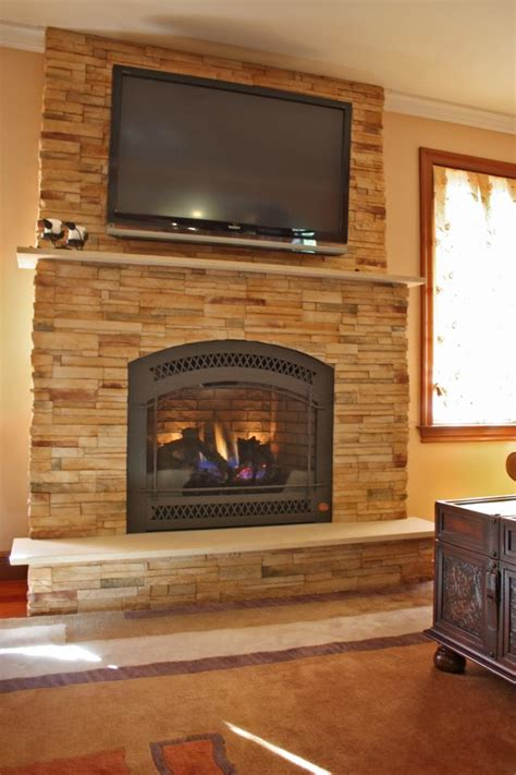cultured stone fireplace nyc fireplaces outdoor kitchens