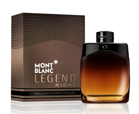 montblanc legend new fragrances