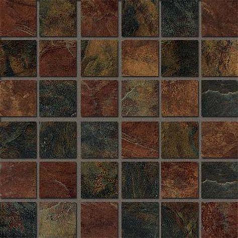 marazzi imperial slate mosaic 2x2 square mix