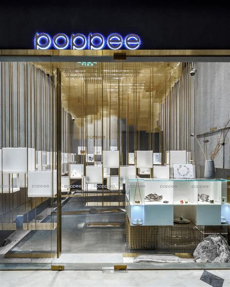 Collections Stores by Poppee Designers Brands Collection Store In Beijing E