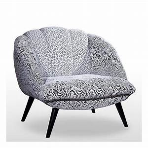 Fauteuil lounge design et confort concha alc zendart design for Fauteuil lounge design