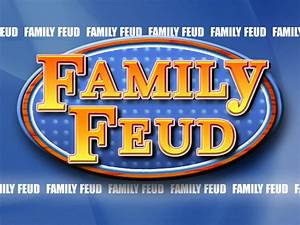 customizable family feud powerpoint template With family feud powerpoint template with sound