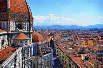 Italy Florence Architecture Building Background Italian Wallpapers