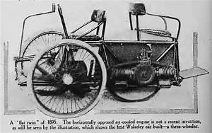 1895 Wolseleys First Motorised Vehicle