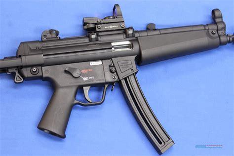 heckler koch mp  long rifle  sale
