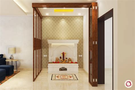 pooja room designs in kitchen pooja room designs for that corner at home 7521