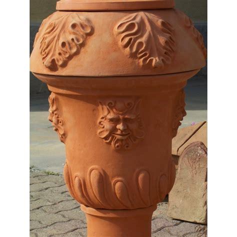 vasi ornamentali vaso ornamentale con pigna