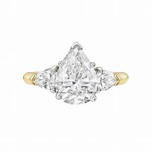 ring designs ring designs for pear shaped diamonds With pear diamond wedding ring