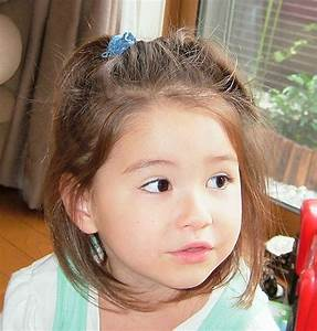 FileLittle Girl With Brown Hairjpg Wikimedia Commons
